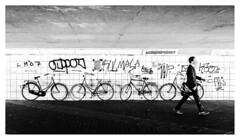 Tunnel... (LukeDaDuke) Tags: eindhoven eindje 040 tunnel graffiti tag tagging bike bicycle street streetphotography