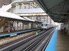 Adams/Wabash Station (Sean_Marshall) Tags: cta l elevatedtrain transit chicago loop station