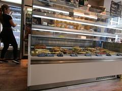Panisimo Lavapies (RubyGoes) Tags: madrid spain woman cafe serrano jamon coffee enselada muffins wifi atocha