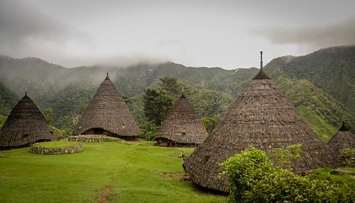 Wae Rebo Huts