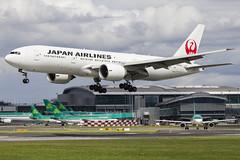 JA704J | Japan Airlines | Boeing B777-246(ER) | CN 32892 | Built 2003 | DUB/EIDW 05/08/2017 (Mick Planespotter) Tags: aircraft airport 2017 dublinairport collinstown flight nik sharpenerpro3 ja704j japan airlines boeing b777246er 32892 2003 dub eidw 05082017 b777 b772