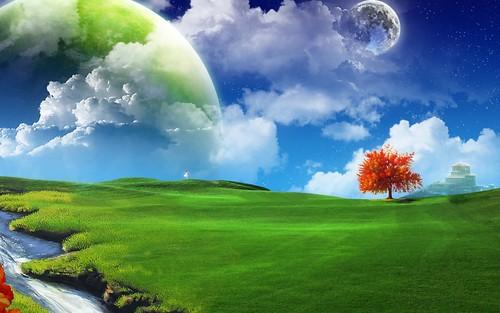 Download Wallpaper Pemandangan Untuk Windows 7 A Photo On