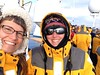 Me and Rachel at the polar bear sighting (D Stewart PDX) Tags: sunneshinefjord baffinisland nunavut canada