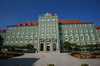 Stadtverwaltung Stettin