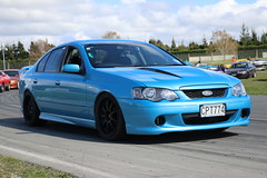 CPT 774 (ambodavenz) Tags: ford falcon ba xr8 v8 car timaru south canterbury new zealand