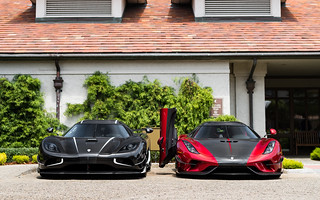 RS or Regera?