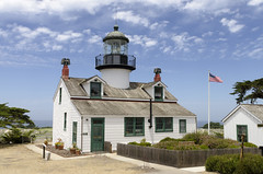 Point Pinos Lighthouse III (rschnaible) Tags: monterey bay california west pacific point pinos lighthouse building architecture history historic landscape