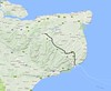 Route durch England (gioviperilli) Tags: viafrancigena camino pilgerweg pilgern pilger england