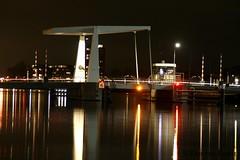 Waarderbrug, Haarlem.
