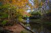 Birch Creek Falls (Thomas Dwyer) Tags: fall landscape ohio glenhelen preserve yellowsprings nikon thomasdwyer river creek woods scenicsnotjustlandscapes