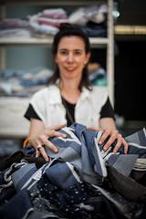 Comas GleiceBueno-9482 (gleicebueno) Tags: upcycling comas augustinacomas slowfashion autoral manual redemanual mercadomanual fazer moda