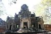 DSC_1562ThommanonTempleZegMaarEenZijbeuk (De avonturen van de Argusvlinder) Tags: thommanon angkor siemreap cambodja suryavarmanii