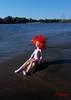 Ernie Loyelle (Honeysuckle Rauxys) Tags: 16 monster high custom doll ooak elves summer journey rauxys