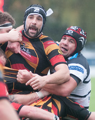 Preston Grasshoppers 27 - 26 Kirkby Lonsdale October 07, 2017 20279.jpg (Mick Craig) Tags: 4g kirkbylonsdale action hoppers prestongrasshoppers agp preston lightfootgreen union fulwood upthehoppers rugby lancashire rugger sports uk