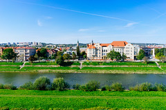 The view of the city of Przemysl / Der Blick auf die Stadt Przemysl