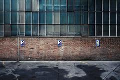 Parking Lot (CoolMcFlash) Tags: parking lot westlicht sign canon eos 60d vienna street architecture facade frontview parkplatz schild wien strase architektur fassade fotografie photography nobody niemand sigma 1020 35 urban city stadt decay old alt