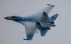 Sukhoi Su-27 Flanker Blue 58 094-1 (cwoodend..........Thanks) Tags: 2017 july2017 riat2017 royalinternationalairtatoo raffairford fairford totterdown ukrainian tacticalaviationbrigade sukoi flanker blue58 58 831sttacticalaviationbrigade su27 sukhoisu27 sukhoisu27flanker su27flanker