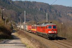 233 321 DB+372 011 ČDC Dolní Žleb (mrak.josef) Tags: 098 db čdc