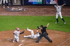 2017 ALDS Game 4 (arch*templar) Tags: clevelandindians newyorkyankees yankeestadium yankees americanleague mlb