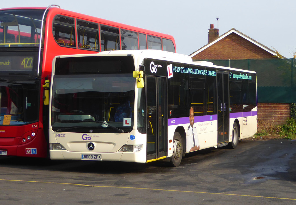 The world 39 s newest photos of bexleyheath and bus flickr hive mind - Mercedes benz garage london ...