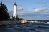 Crisp Point Light House (B2 Photography) Tags: crisppointlighthouse lighthouse lakesuperior lake michigan up waves