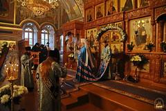 024. Покров Божией Матери в Лавре 14.10.2017