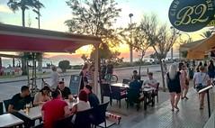 2016-06-04 50 Mallorca, El Arenal, Restaurant B2 (kaianderkiste) Tags: mallorca elarenal promenade strand beach b2 touristen tourists