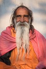 Rajasthan - Pushkar - Outskirts Holy Man-2