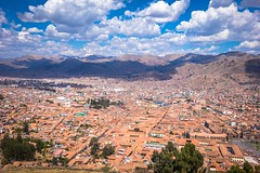 Cusco city.