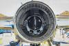 Hueco del motor  Mirage F1 (JoseleZurdo) Tags: mirage f1 motor ala14 ejercito del aire españa caza air force