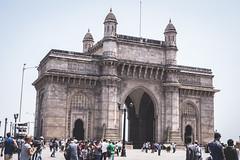 Mumbai - Bombay - Gates of India