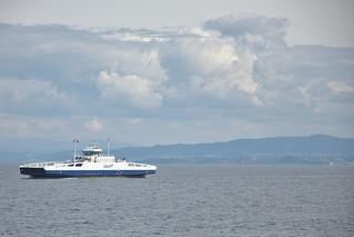 MV Korsfjord heading for Rørvik