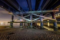 Barwon Heads Bridges-10 (Quick Shot Photos) Tags: barwonheads canon night oceangrove astro victoria australia twinbridges bridges leadinglinesbarwonheadscanonnightoceangroveastrovictoriaaustraliaau