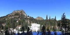 Yakima Peak from Chinook Pass (jlcummins - Washington State) Tags: mountrainiernationalpark chinookpass washingtonstate mountain snow tipsoolake landscape