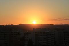 Sunset (Attolrahc) Tags: canoneos60d canon eos 60d canonefs18200mmf3556is sunset sky landscape city fuengirola evening eveningsun eveningsky