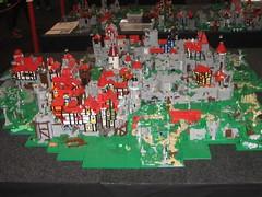 HRO_IV_Burg1i (Zeï'Cygaïn) Tags: classic castle lego puzzling scapes pcs rostock 2017 spielidee
