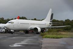 2-MOVE Boeing 737-300 EGHH 5/9/17 (David K- IOM Pics) Tags: eghh boh bournemouth hurn airport boeing 737 737300 b733