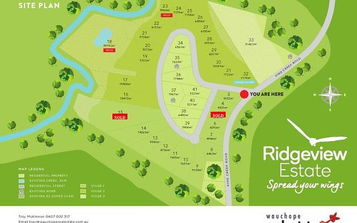 Lot 3 Ridgeview Estate, King Creek NSW