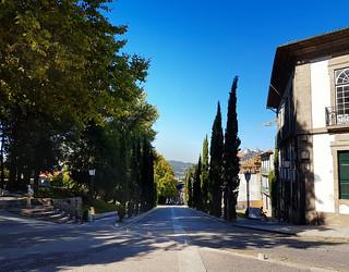 Road to the Castle - Guimaraes