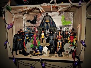 Bat Shrine Update October (Light)