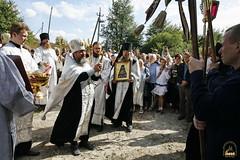 29. Первая литургия в с. Адамовка