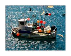 Jour de Tramontane (Olivier Faugeras) Tags: catalunya catalogne spain espagne bateau sariera boat