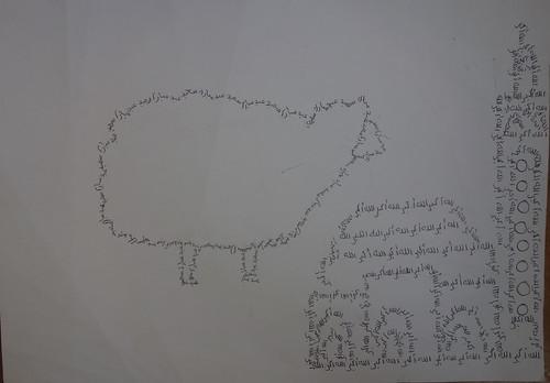calligramme 4