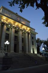 Yavapai (Sotosoroto) Tags: prescott arizona courthouseplaza dusk evening courthouse