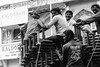 Goods Carrier (gaalvarezc) Tags: photography street streetphotography bw blackwhite blackandwhite black white india hyderabad people carrier unexpected