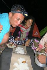 "With local friends camping, catching an octopus and dinning at Gili Layar. Lombok, Indonesia  August 2017 #itravelanddance • <a style=""font-size:0.8em;"" href=""http://www.flickr.com/photos/147943715@N05/37888036572/"" target=""_blank"">View on Flickr</a>"