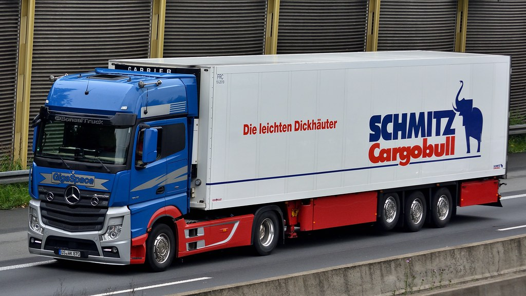 The world 39 s most recently posted photos of koch and lkw for Koch spedition
