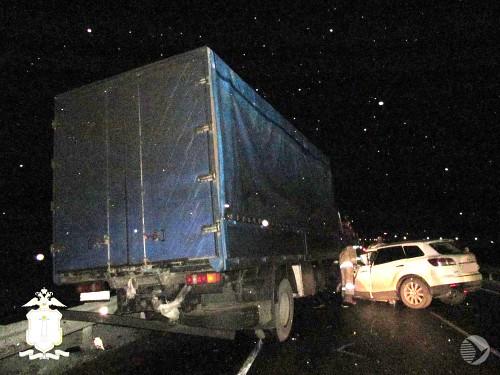 Два человека погибли вДТП натрассе М-5 вУльяновской области