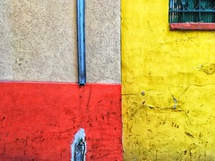 Colorful wall (LUMEN SCRIPT) Tags: wall lines colours red yellow minimalism abstract minimalines vivid colour color