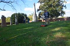 DSC_0827 (Montpelier Archaeology) Tags: slavecemetery gpr